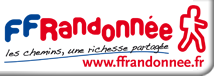 Logo-fédération francaise randonnée pedestre